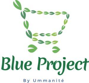 Logo du Blue Project d'UmmaNité