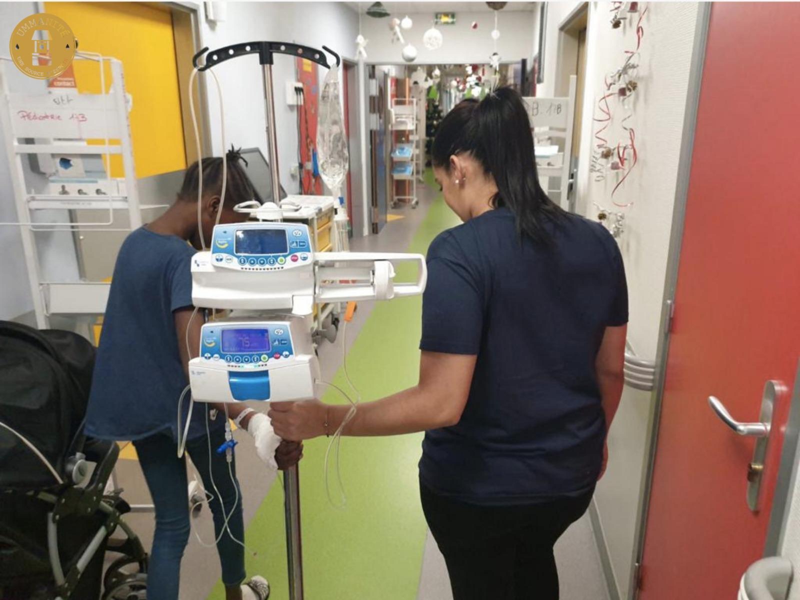 Visite enfants hospitalises novembre 2019