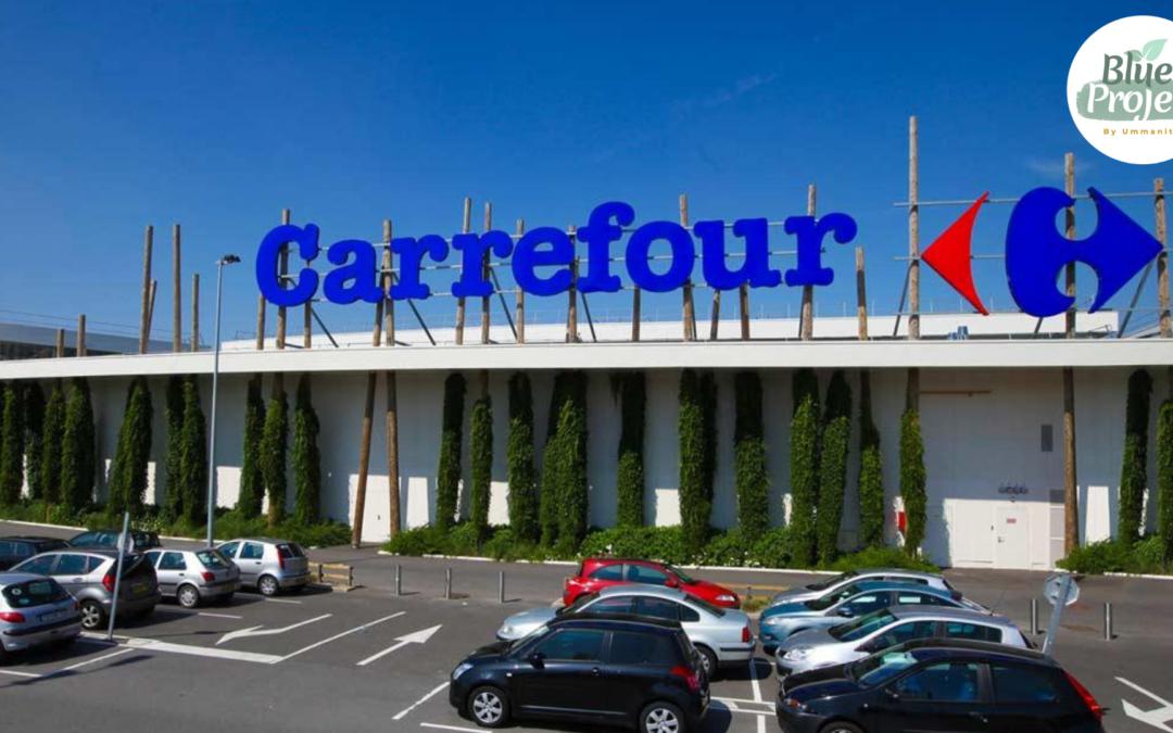Carrefour Montreuil : nouveau magasin partenaire du Blue Project !