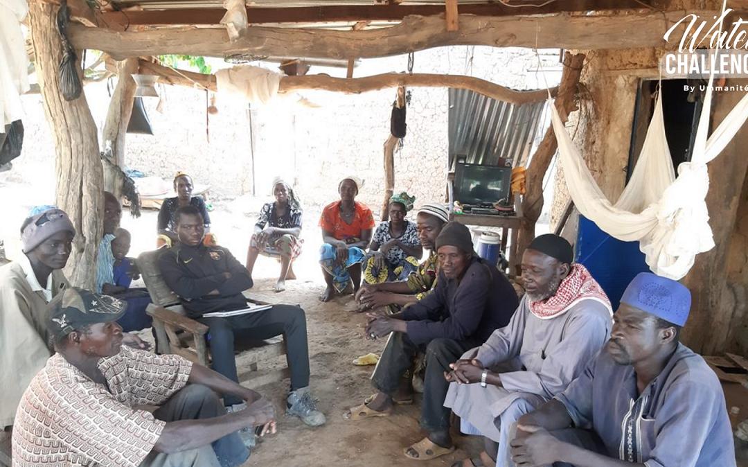 Forages au Mali : travaux en cours